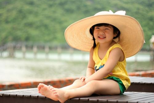Quan tâm sức khỏe của trẻ vào những ngày hè