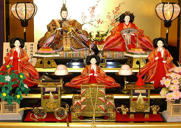 Lễ hội Hinamatsuri