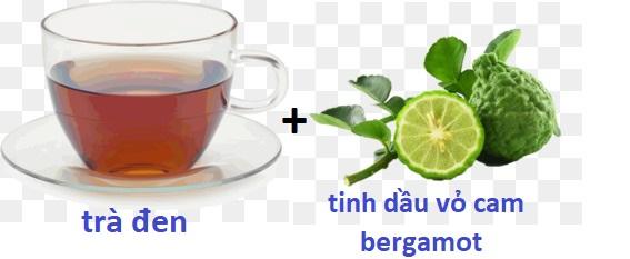 Công dụng tuyệt vời của trà EARL GREY