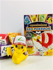 Kẹo Pokemon Series 2 (Pikachu)