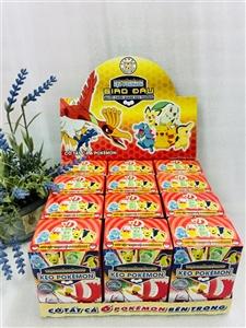 Hộp lớn Kẹo Pokemon (Series 2)