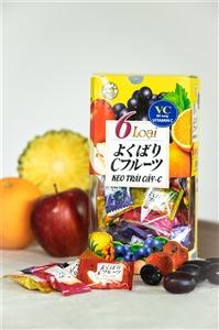 Thực phẩm bổ sung Kẹo Trái cây C 180 g