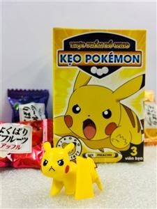 Kẹo Pokemon (Pikachu 02)